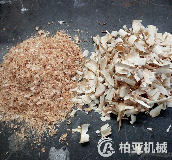木材刨花机