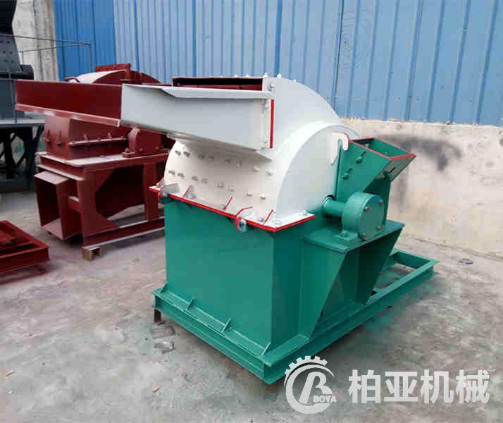 柏亚木材粉碎机对环保的贡献。
