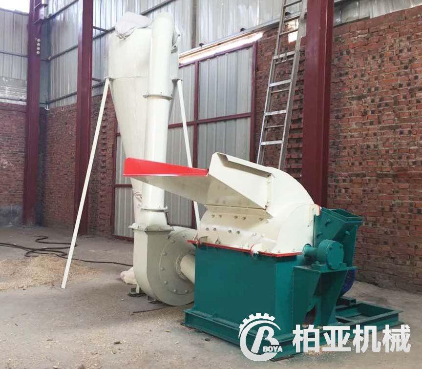 木材粉碎机对湿料的粉碎都有那些要求