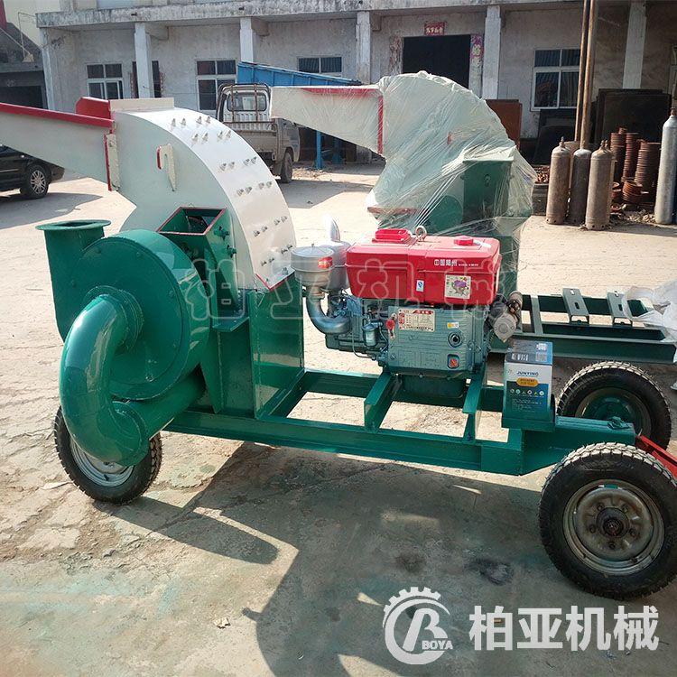 木材粉碎机需要满足哪些条件才能高产节能?