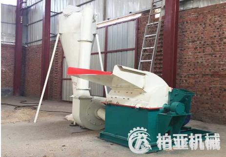 全自动木材粉碎机顺应环保节能新潮流!